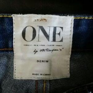 One Teaspoon Pants - ONE Teaspoon skinny leg